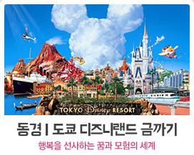 동경 | 도쿄 디즈니 랜드 금까기