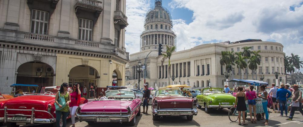 헤밍웨이가 사랑한 살사의 나라 쿠바
